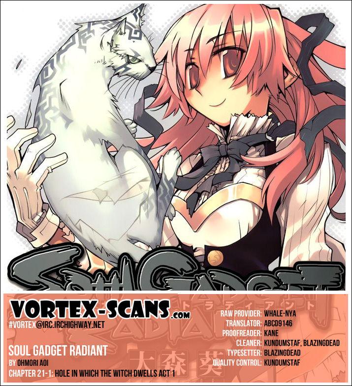 Soul Gadget Radiant 21.1 Page 1