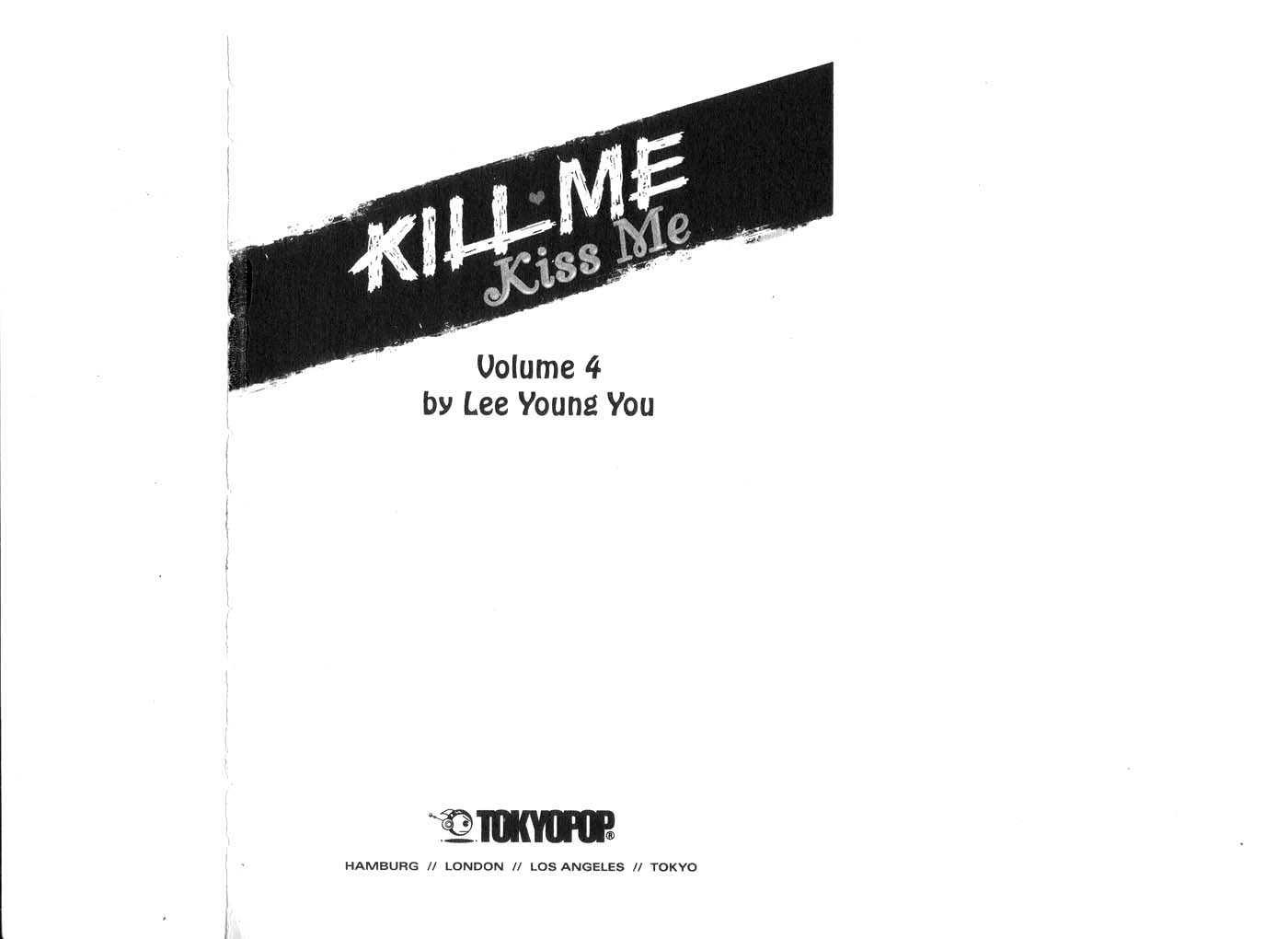 Kill Me Kiss Me 0 Page 2