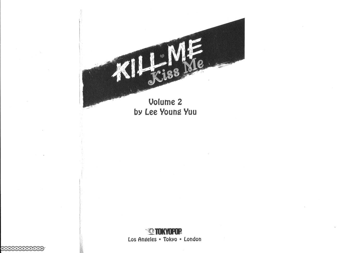 Kill Me Kiss Me 8 Page 3