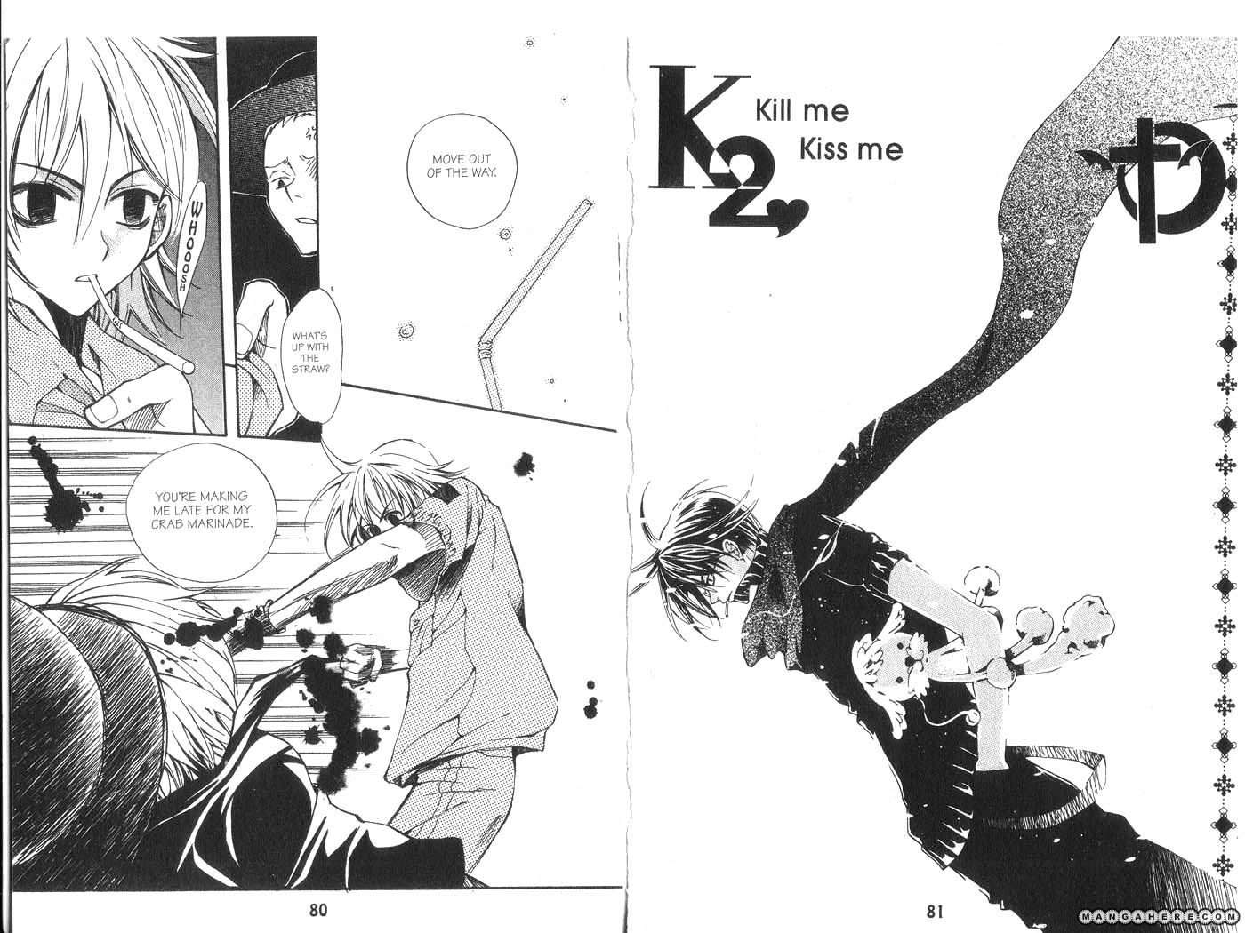 Kill Me Kiss Me 10 Page 1