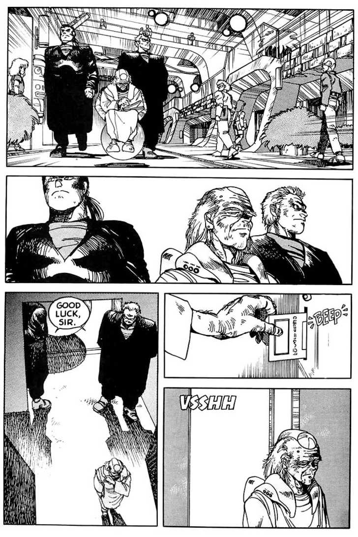 Appleseed 3 Page 2