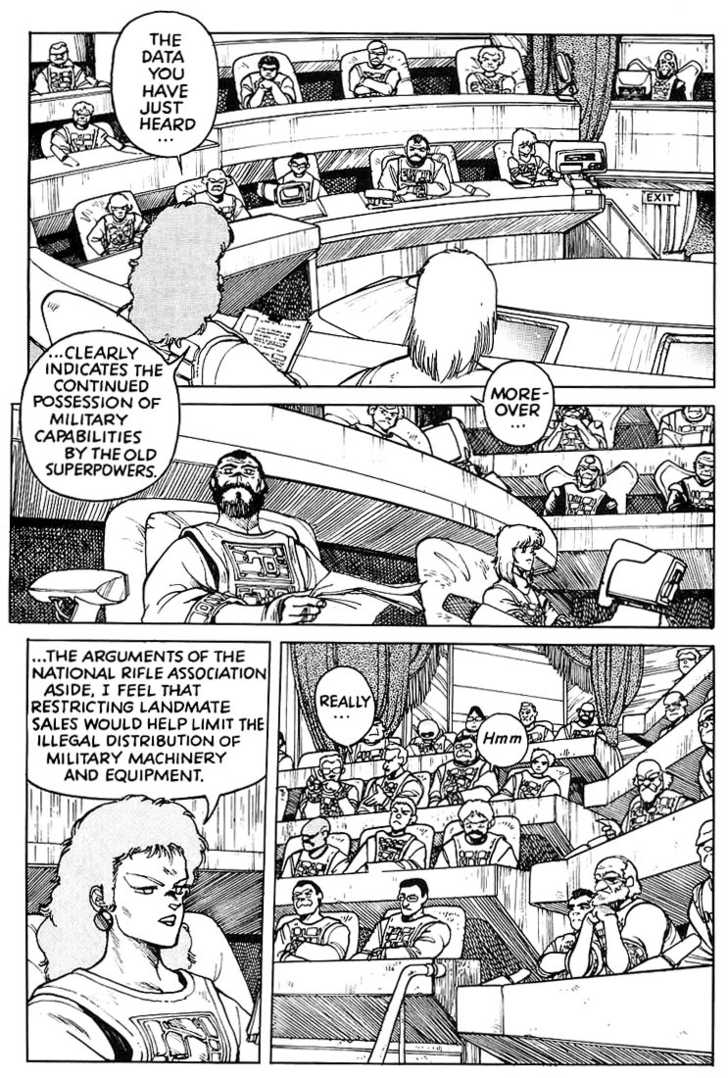 Appleseed 9 Page 2