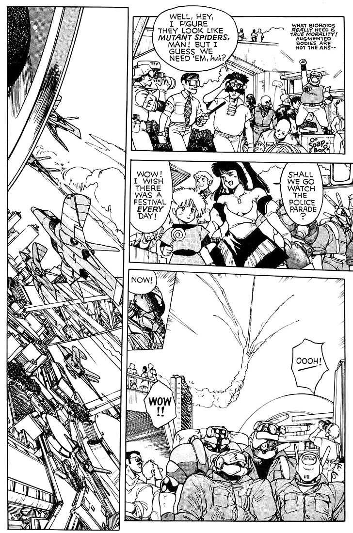 Appleseed 11 Page 2