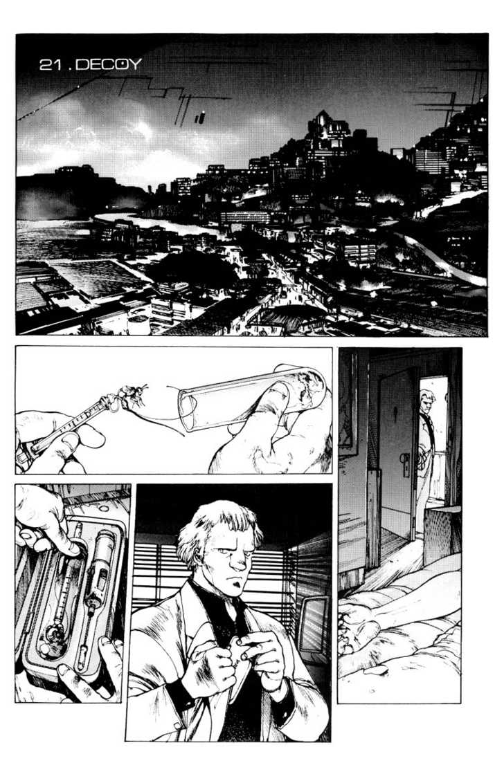 Appleseed 21 Page 1