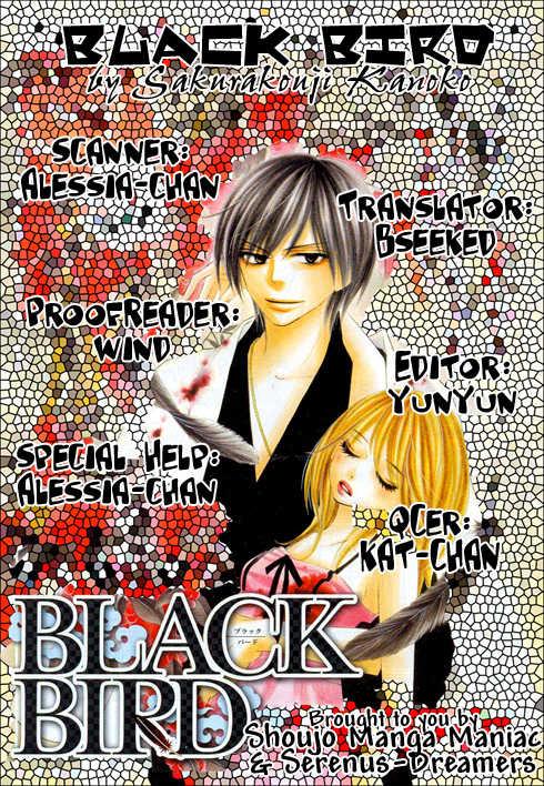 Black Bird 1 Page 1