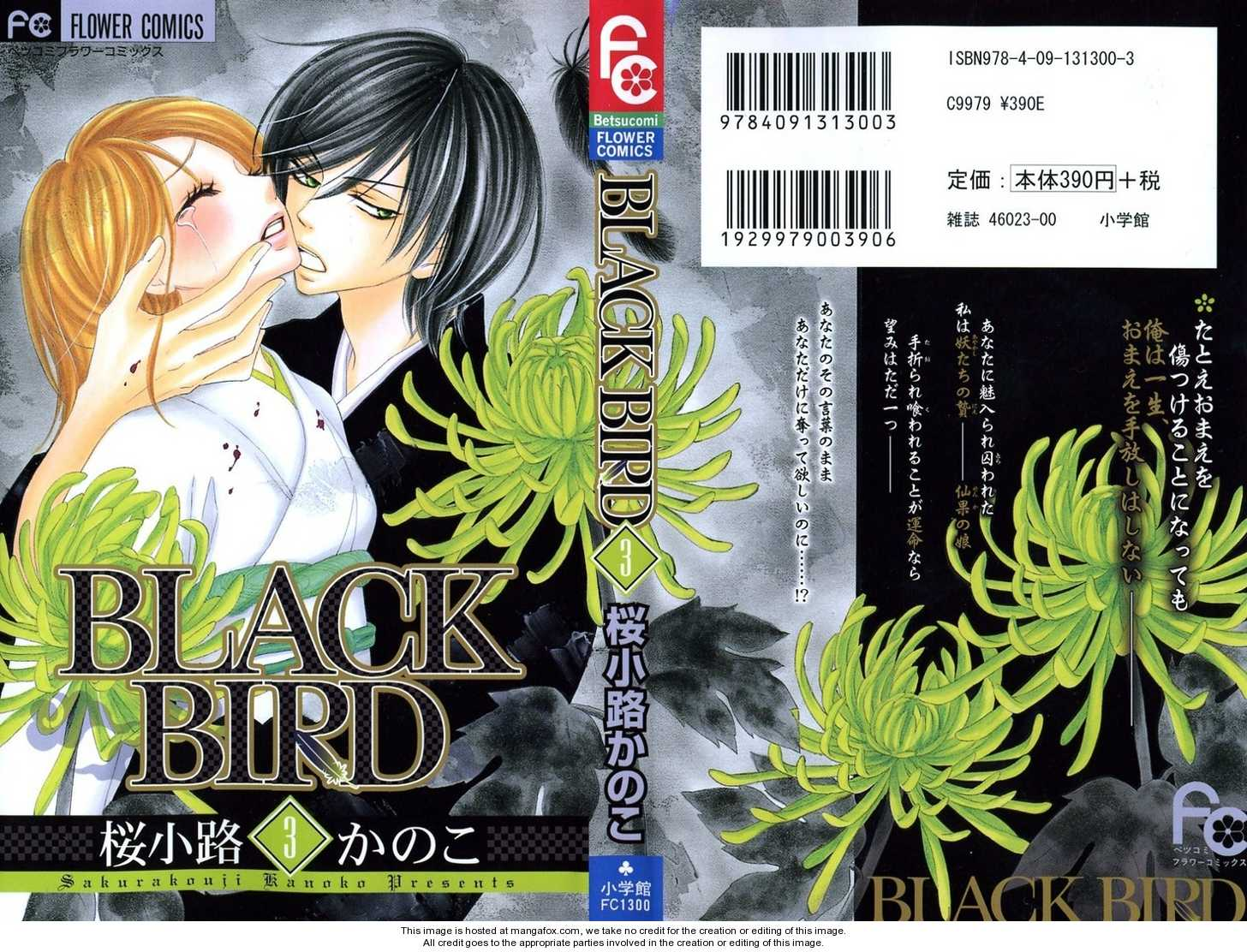 Black Bird 10 Page 1
