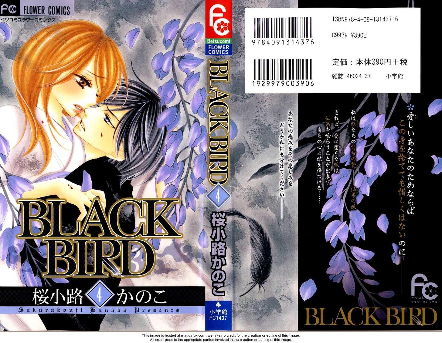 Black Bird 14 Page 1