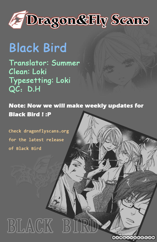 Black Bird 33 Page 1