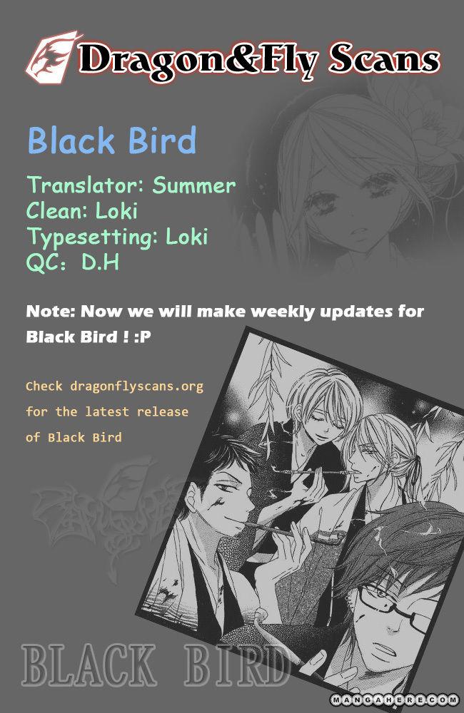 Black Bird 34 Page 1