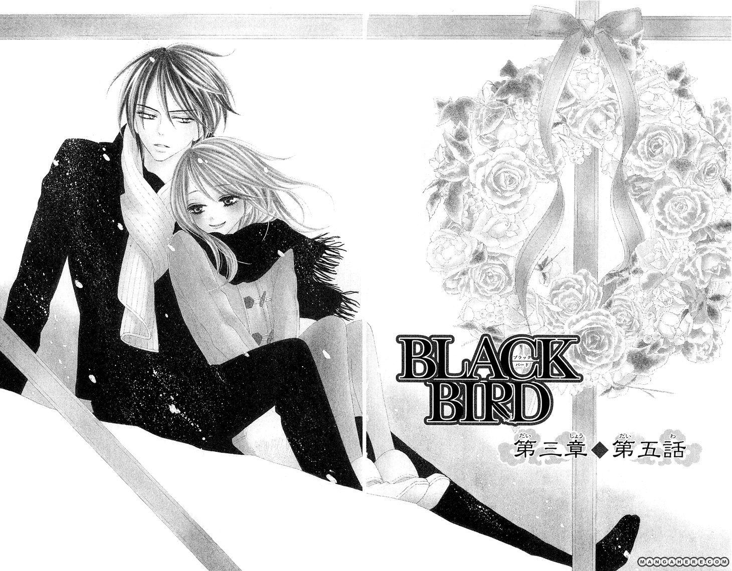 Black Bird 37 Page 1