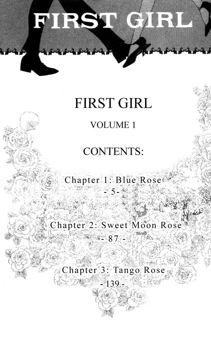 First Girl 1 Page 2