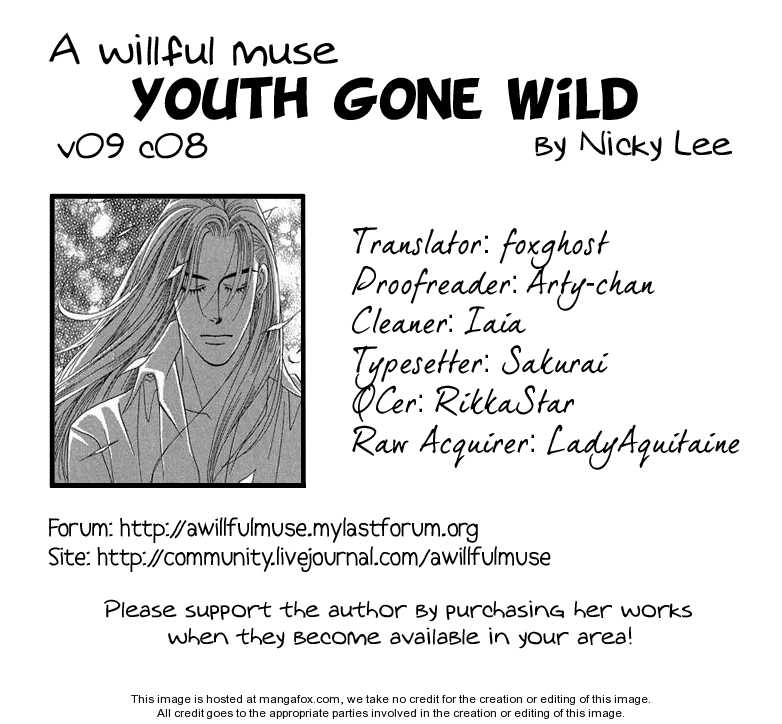 Youth Gone Wild 8 Page 1