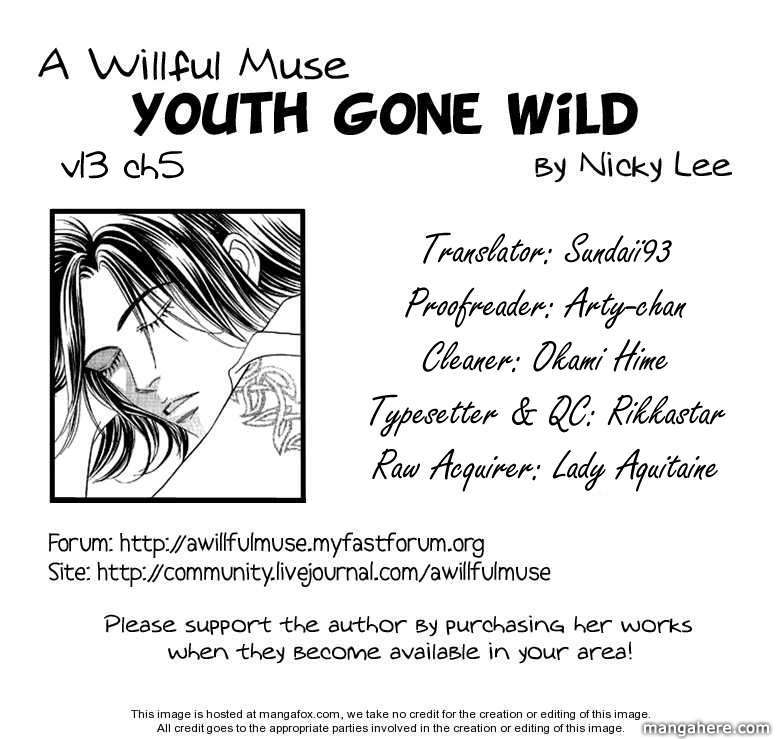 Youth Gone Wild 5 Page 1