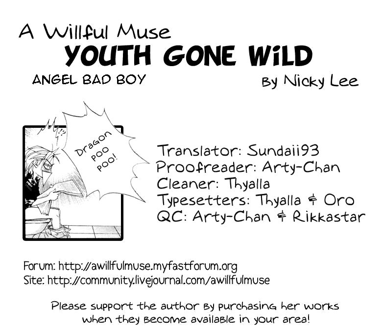 Youth Gone Wild 8.7 Page 2