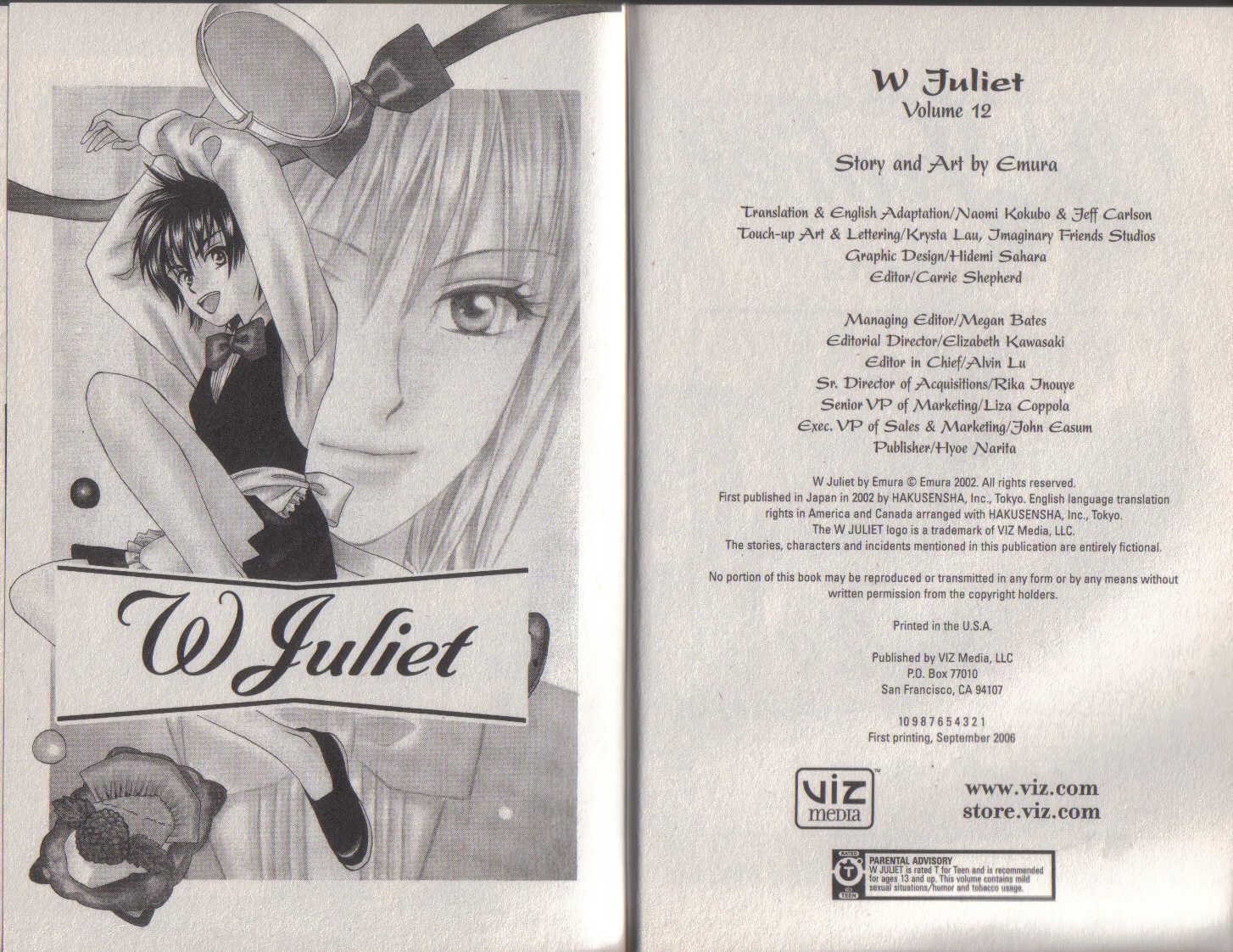 W Juliet 1 Page 3