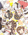 Kantai Collection -KanColle- Kongou 4 Shimai Youshouki so (Doujinshi)