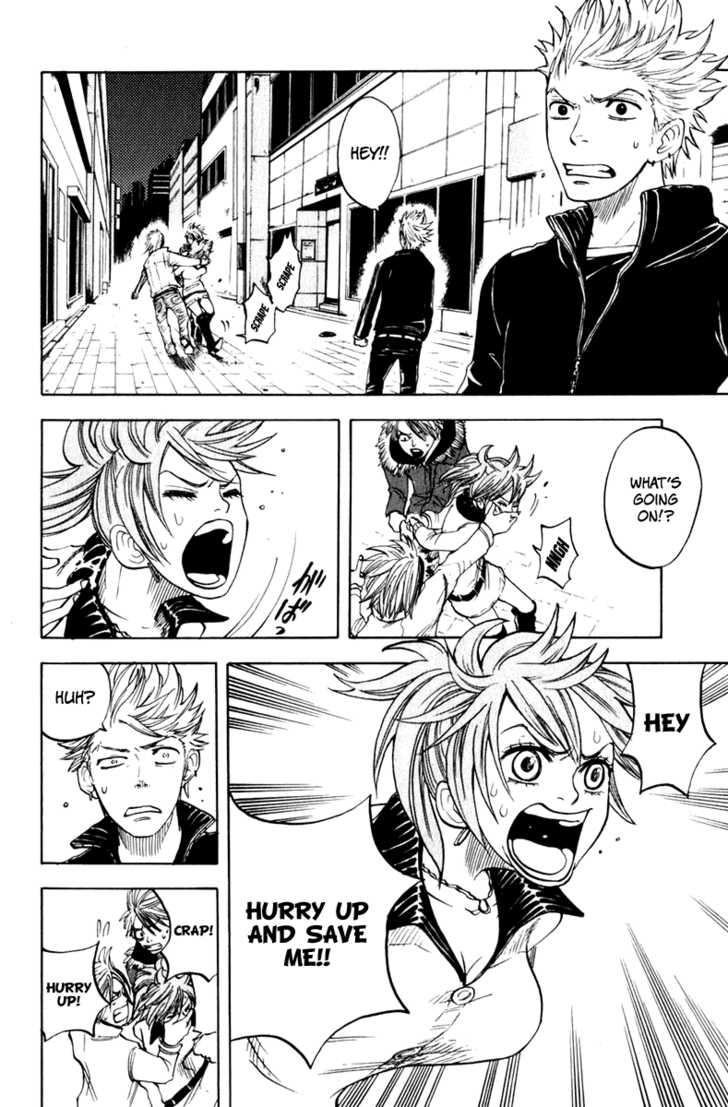 Yankee-kun to Megane-chan 13 Page 3