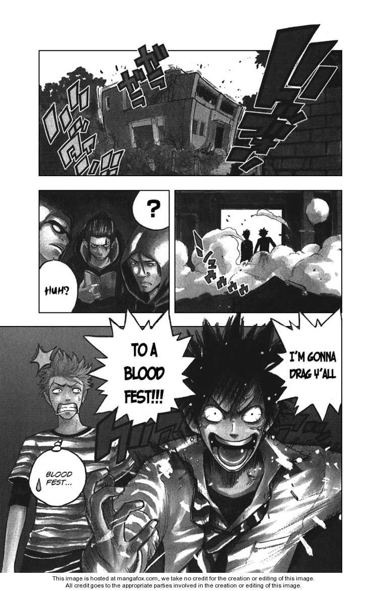 Yankee-kun to Megane-chan 47 Page 1