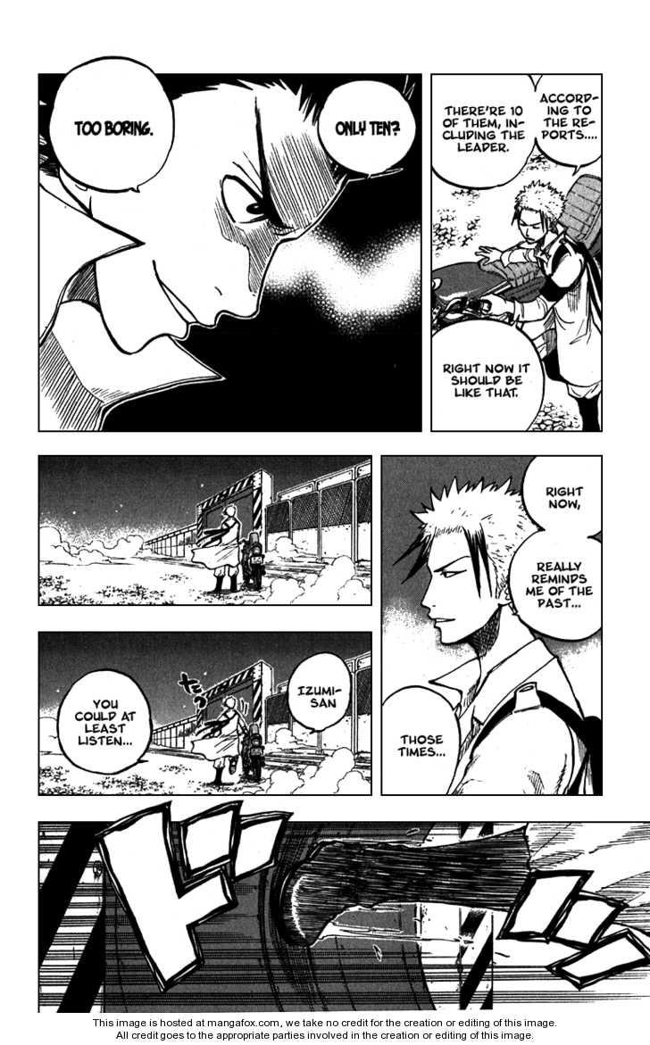Yankee-kun to Megane-chan 53 Page 2