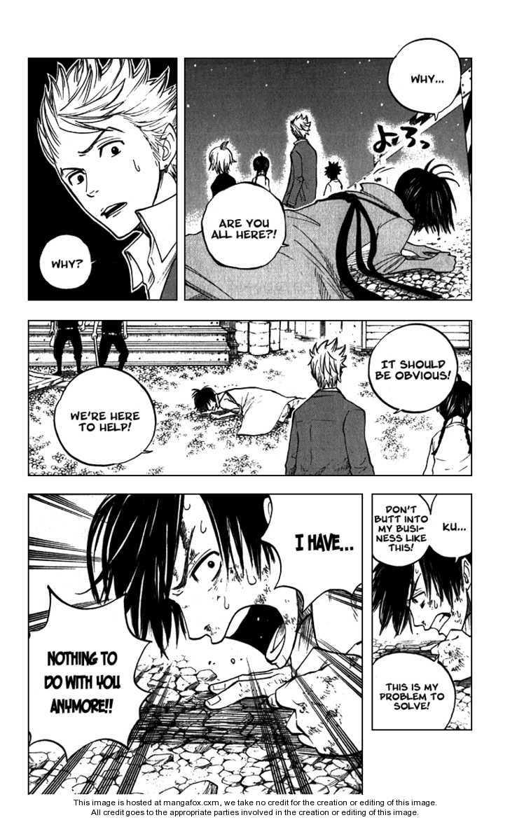 Yankee-kun to Megane-chan 54 Page 2