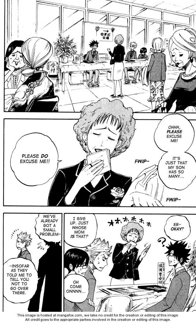 Yankee-kun to Megane-chan 66 Page 2