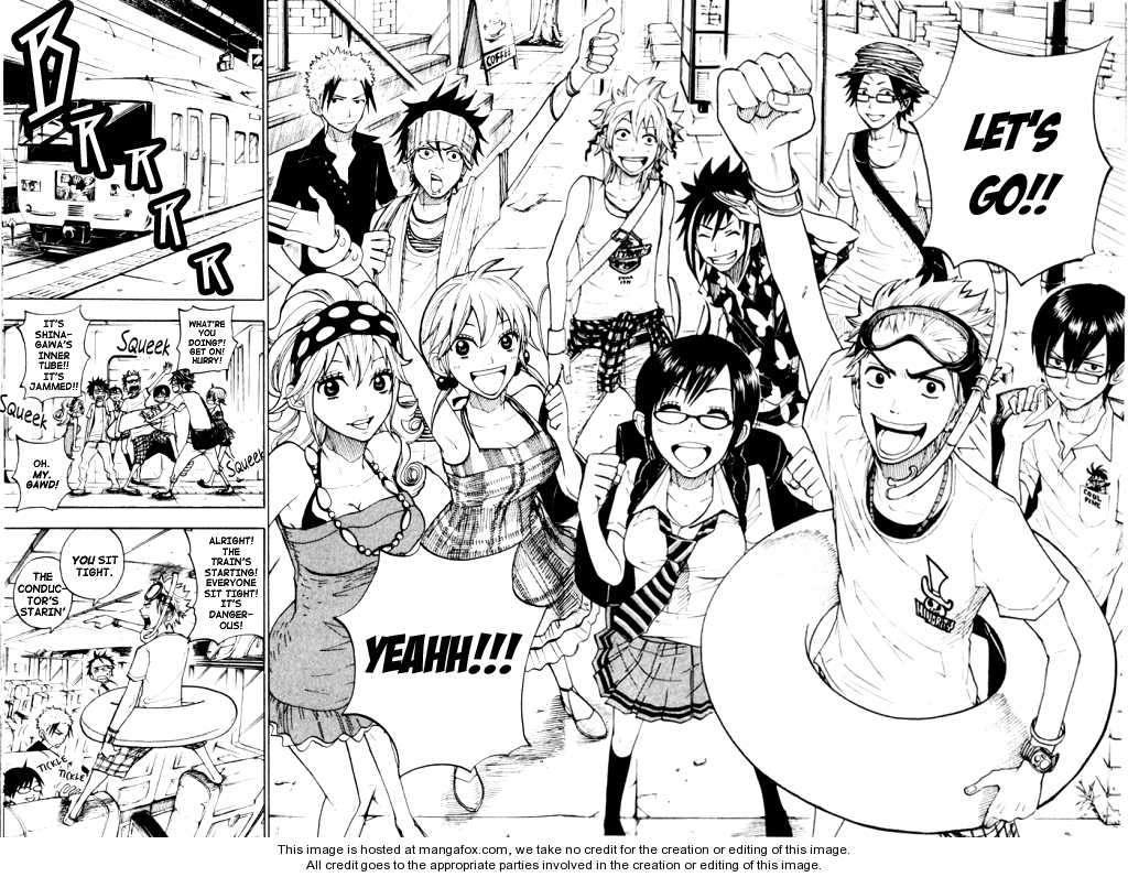 Yankee-kun to Megane-chan 115 Page 2