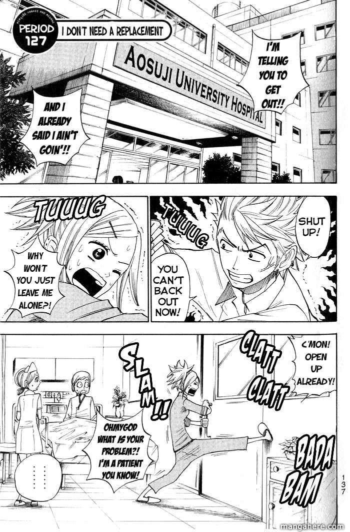 Yankee-kun to Megane-chan 127 Page 1