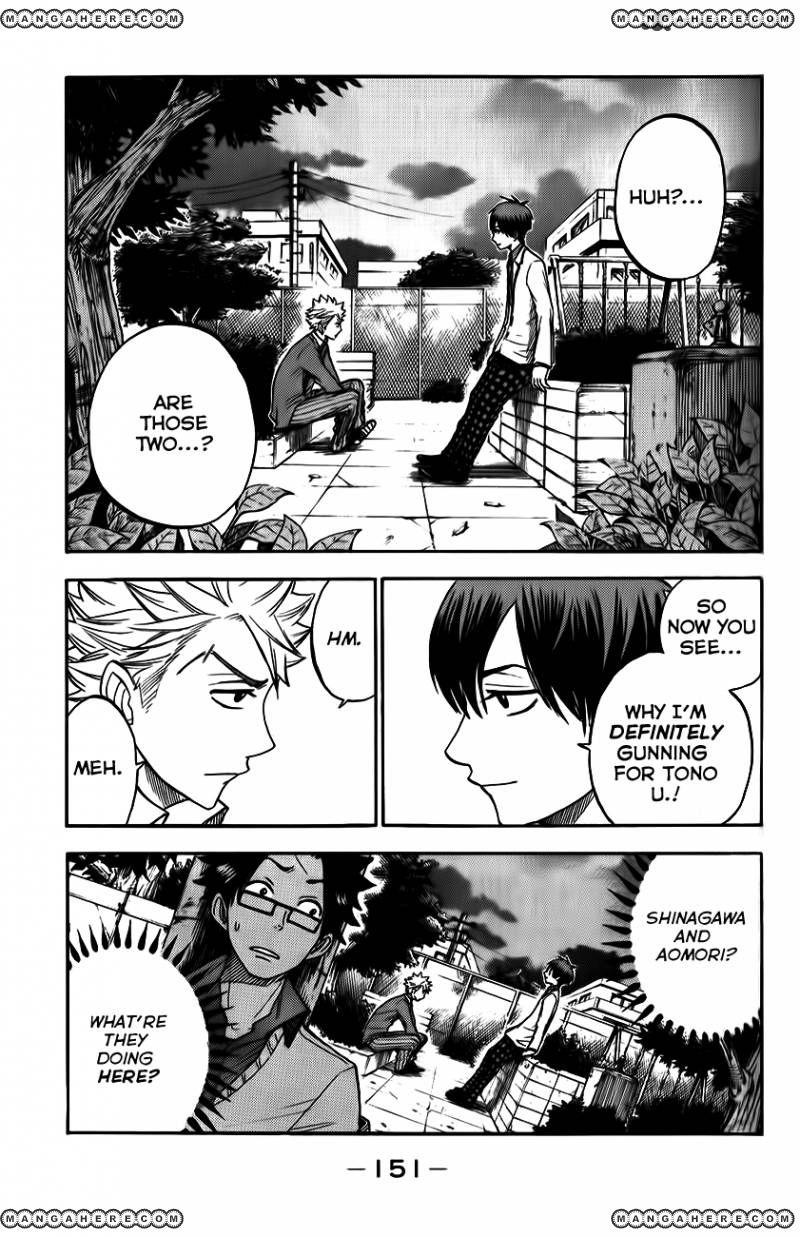 Yankee-kun to Megane-chan 175 Page 3