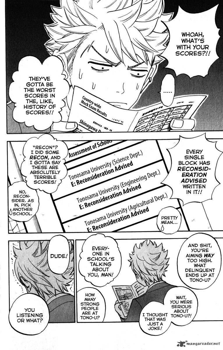 Yankee-kun to Megane-chan 178 Page 1
