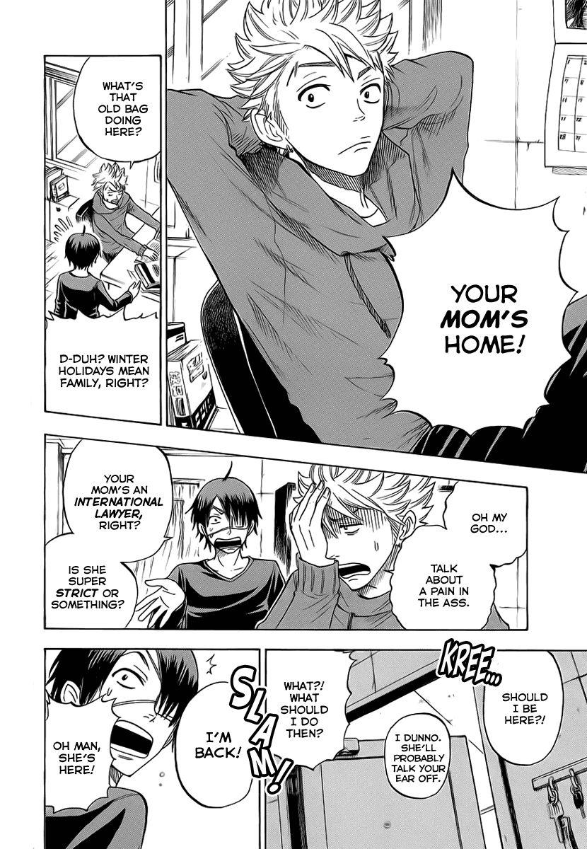 Yankee-kun to Megane-chan 193 Page 2