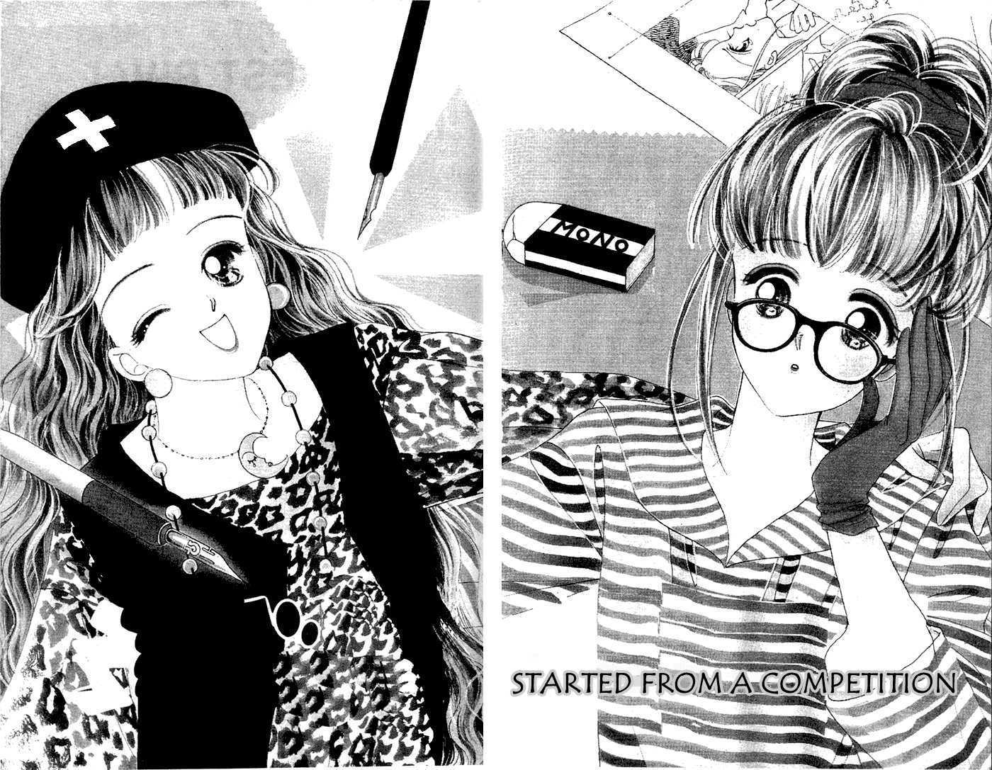Debut Kara Hajimatta 1.1 Page 2