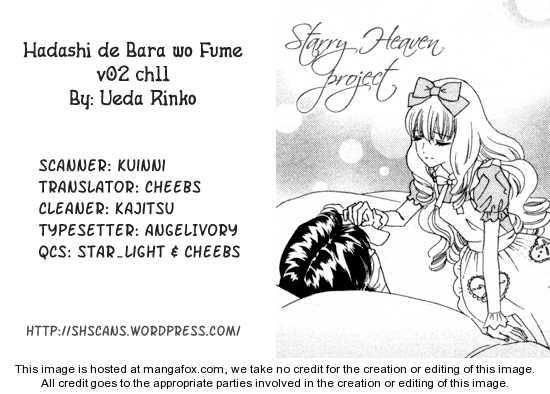 Hadashi de Bara wo Fume 11 Page 2