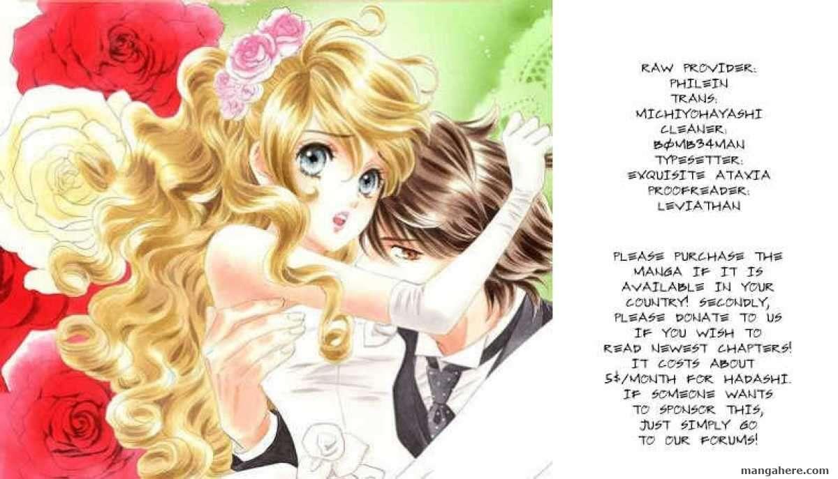 Hadashi de Bara wo Fume 35 Page 1