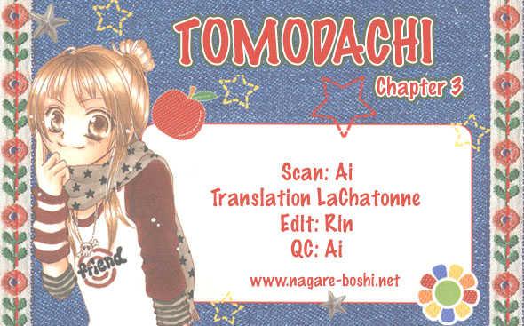 Tomodachi 3 Page 1