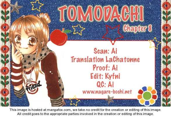 Tomodachi 8 Page 1