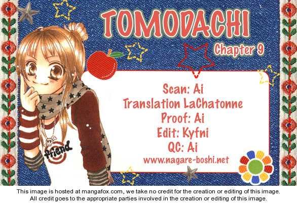 Tomodachi 9 Page 1