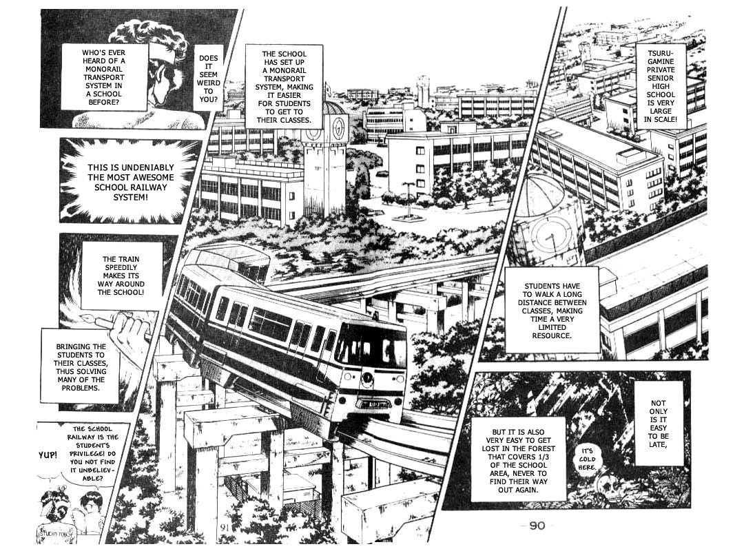 Kotaro Makaritoru 71 Page 2