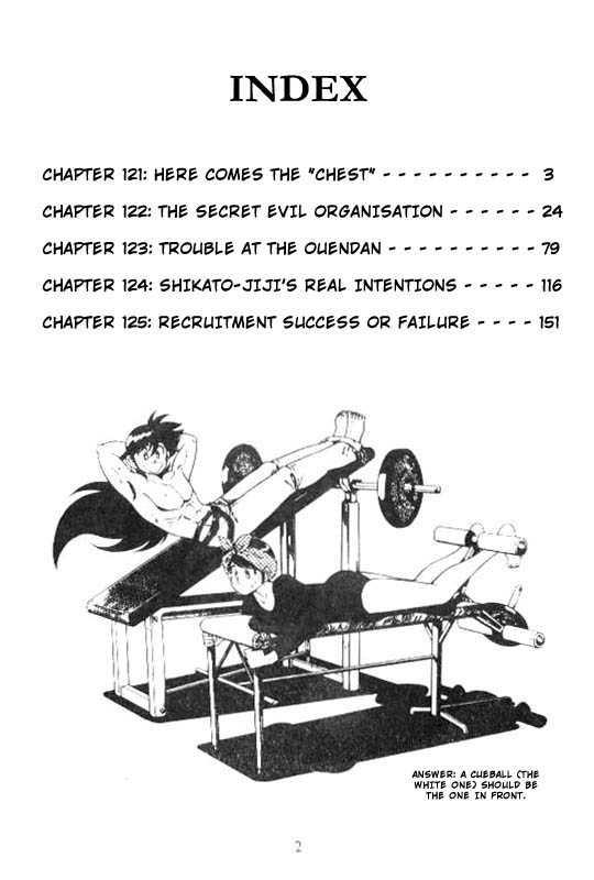 Kotaro Makaritoru 121 Page 1