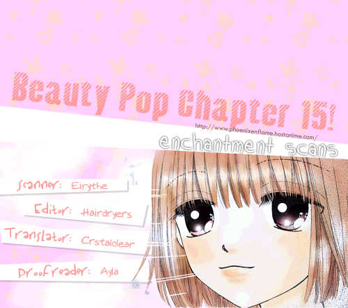Beauty Pop 15 Page 1