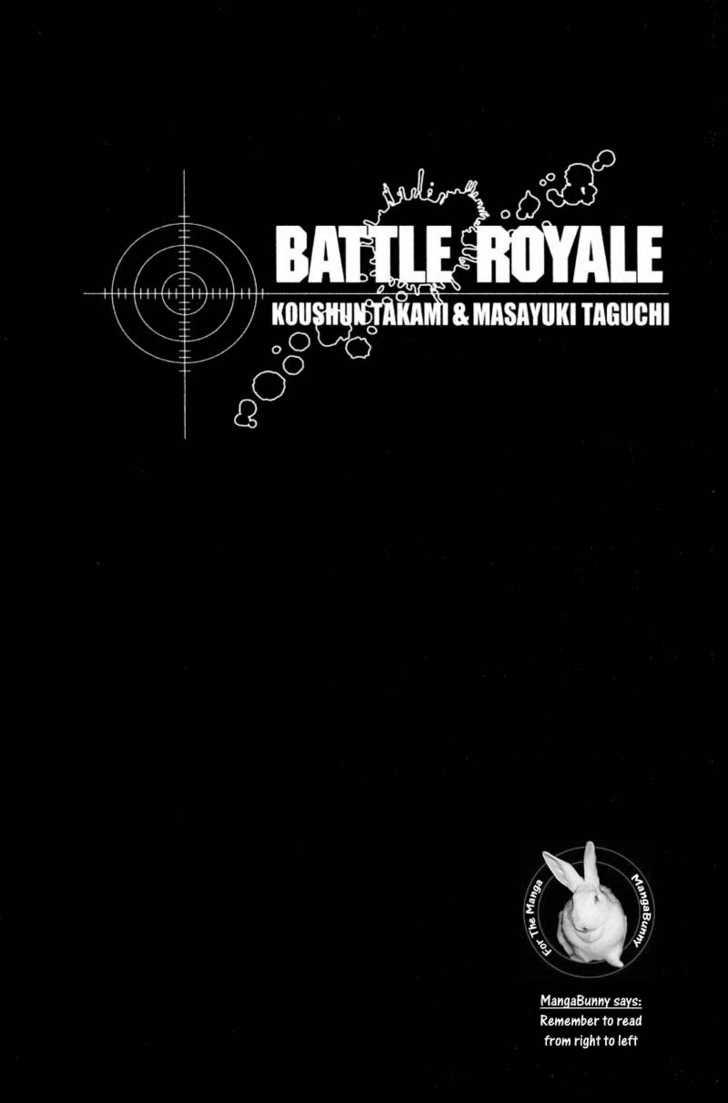 Battle Royale 9 Page 1