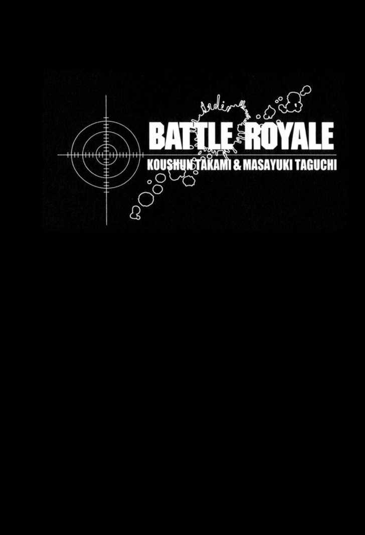 Battle Royale 17 Page 1