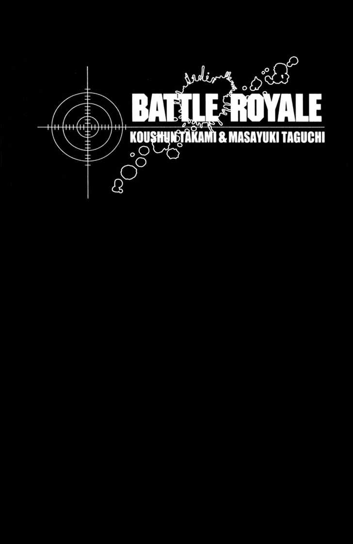 Battle Royale 88 Page 1