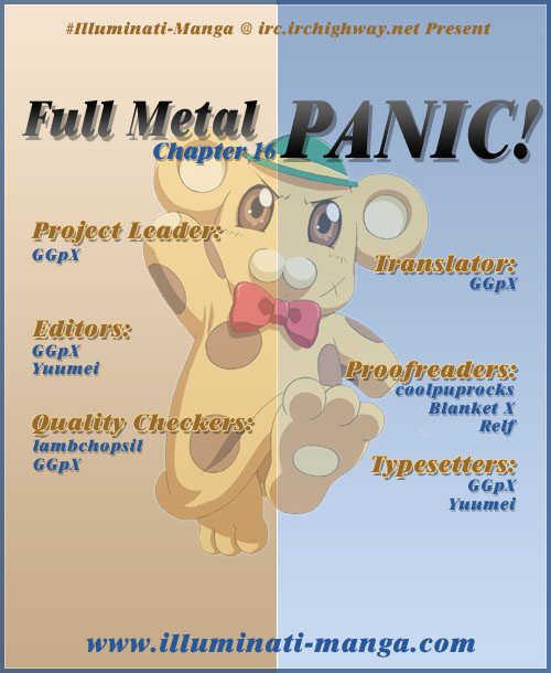 Full Metal Panic! 16 Page 1