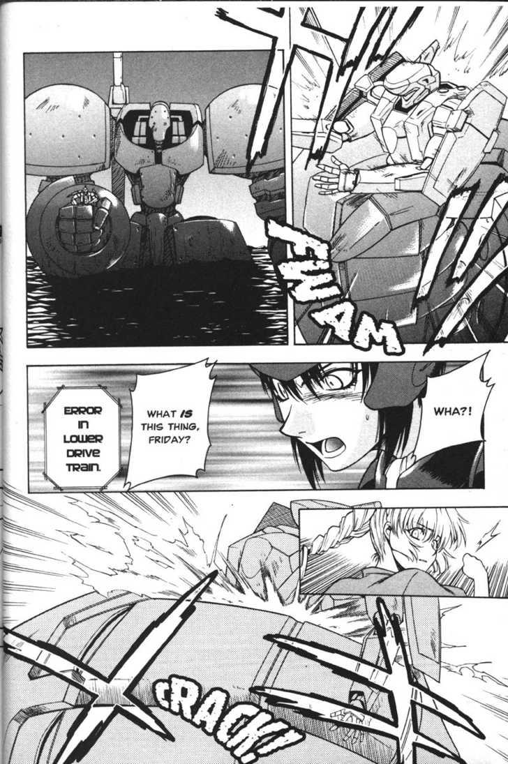 Full Metal Panic! 29 Page 4