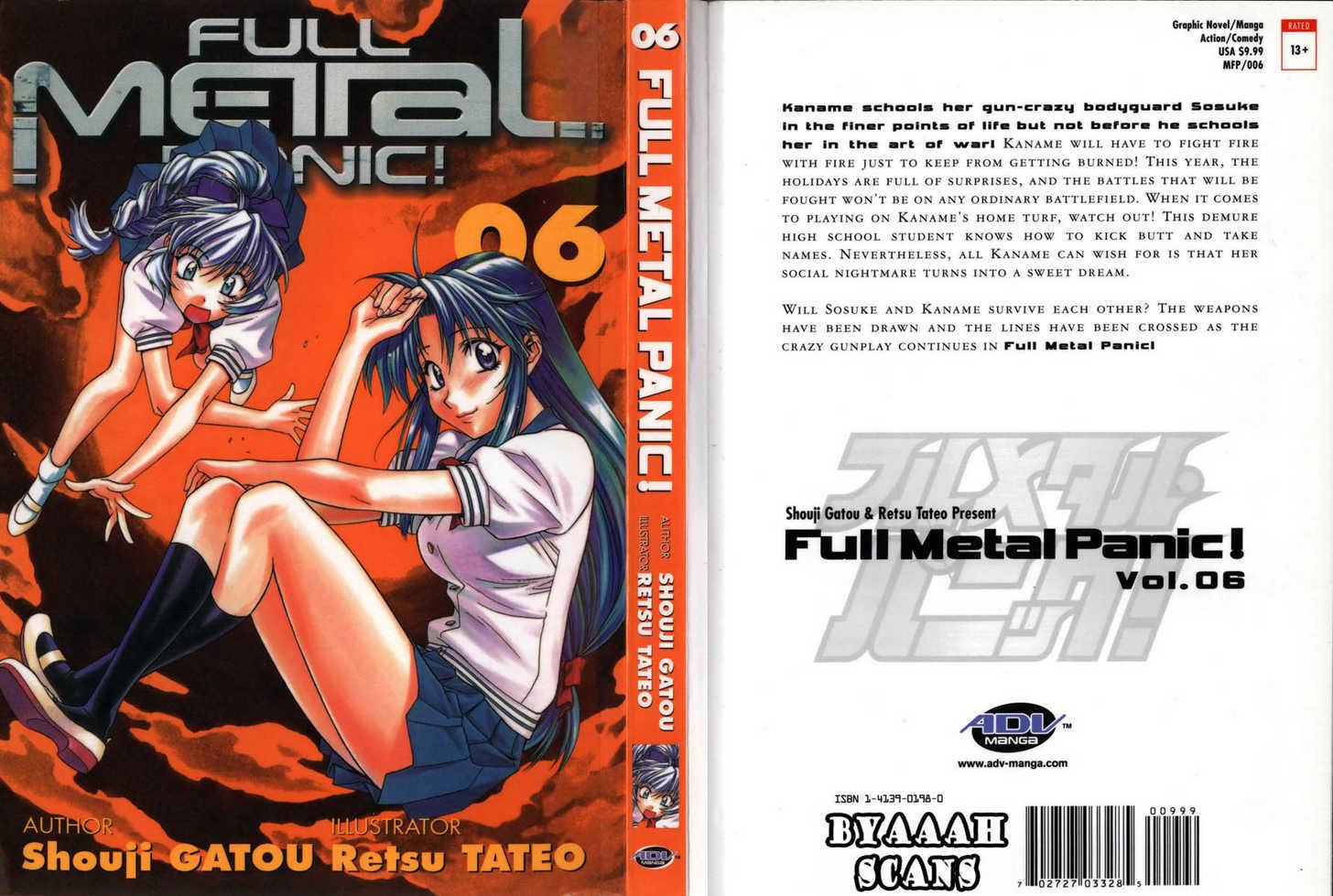 Full Metal Panic! 33 Page 2