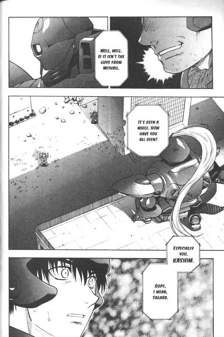 Full Metal Panic! 50 Page 2