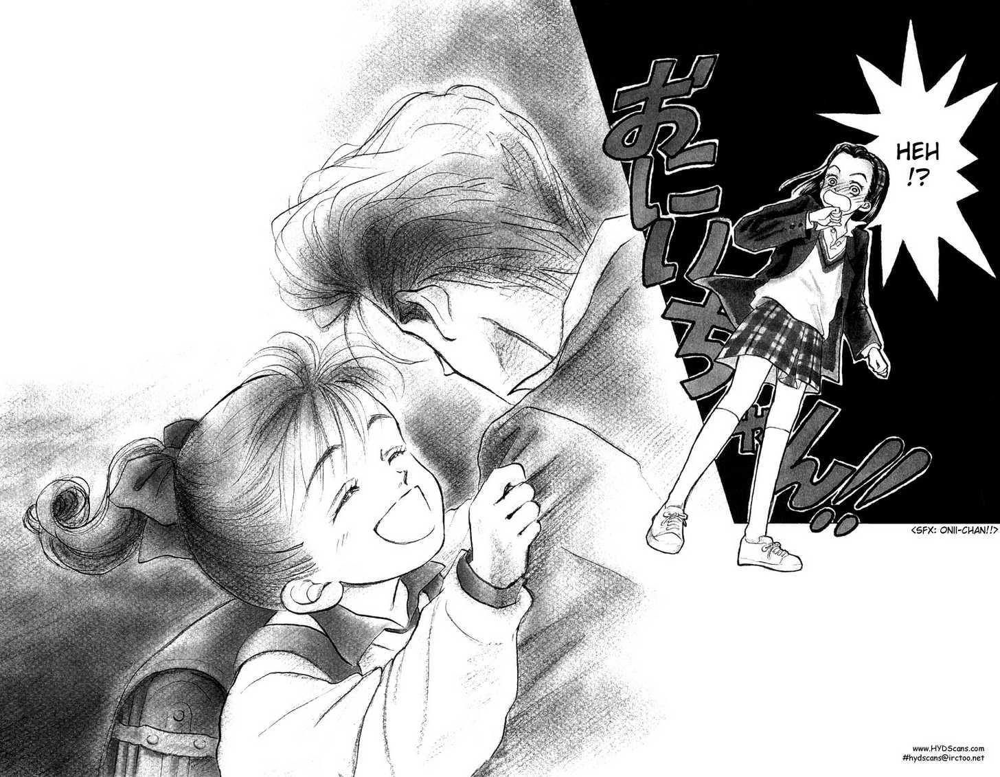 Tenshi Nanka ja Nai 5 Page 3