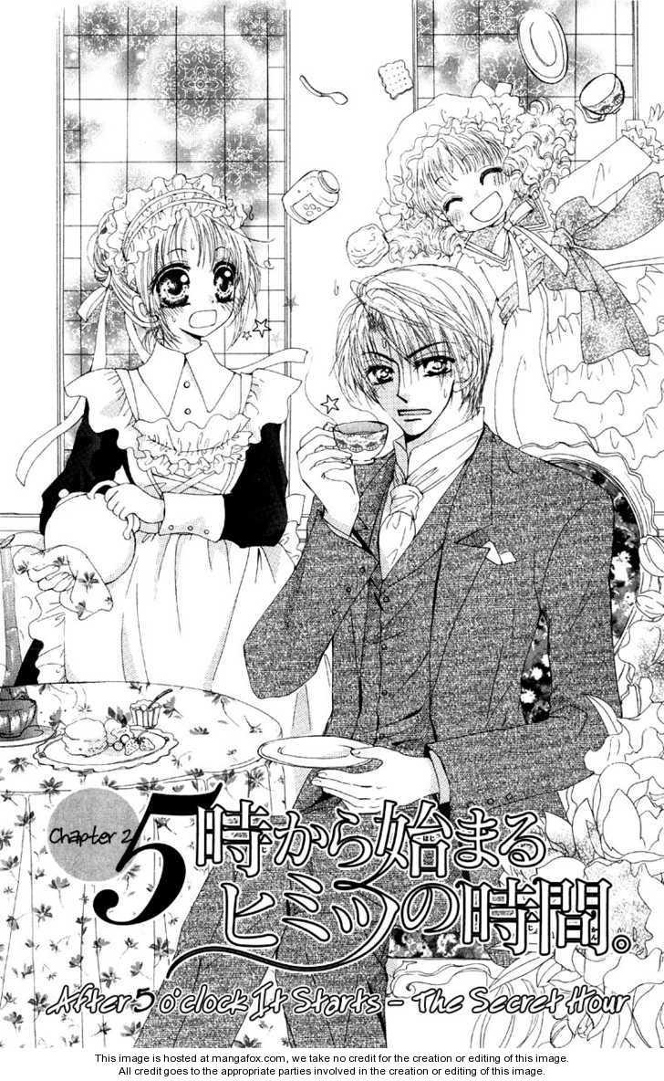 5ji kara Hajimaru Himitsu no Jikan 2 Page 2