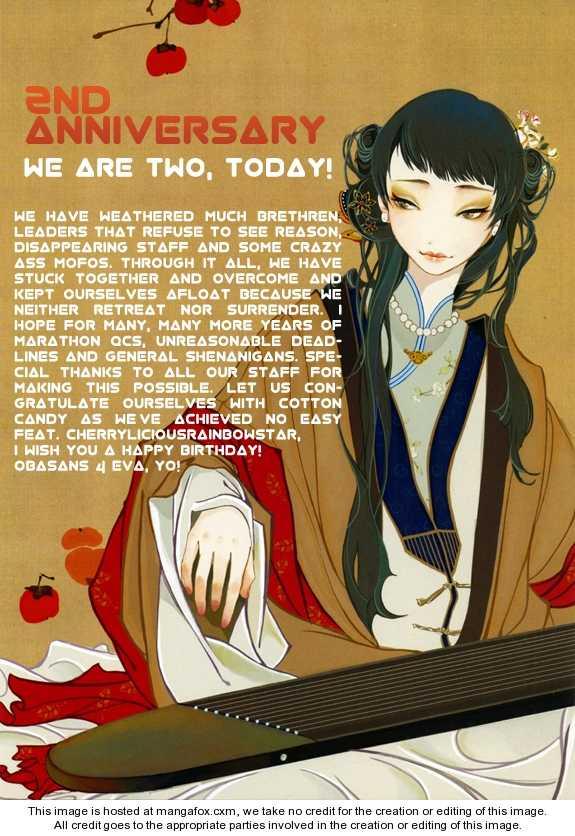 Hotaru no Hikari 21 Page 1