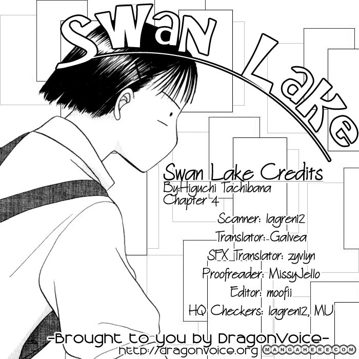 Swan Lake 4 Page 1
